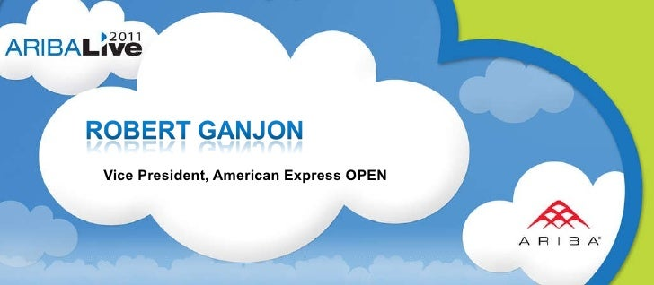 Vice President, American Express OPEN