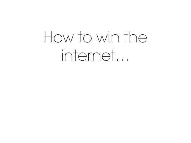 How to win the internet… and why we need to talk about Kevin (Costner)