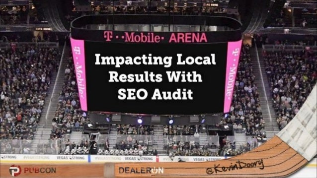 Impacting Local Results with an SEO Audit