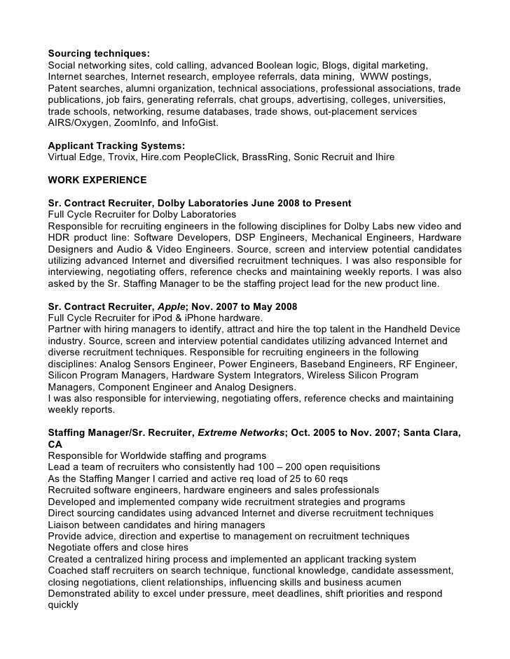 Kevin Gallagher Resume