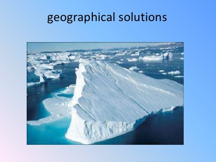 geographical solutions<br />