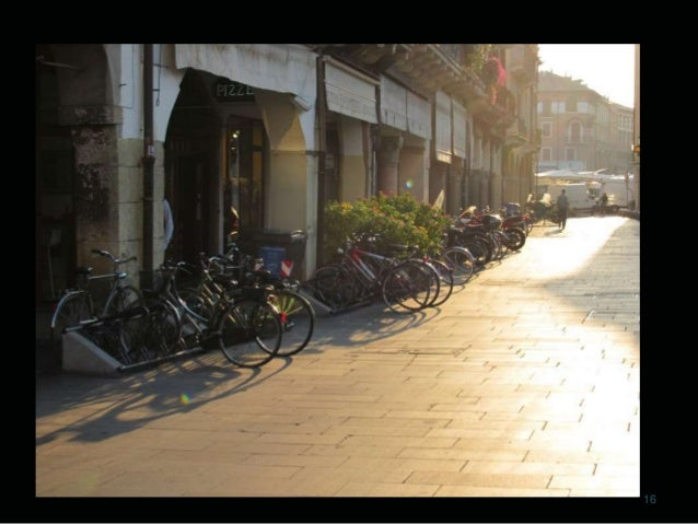 Cycling delivers • Policy • Vibrant cities • So what to do? 17