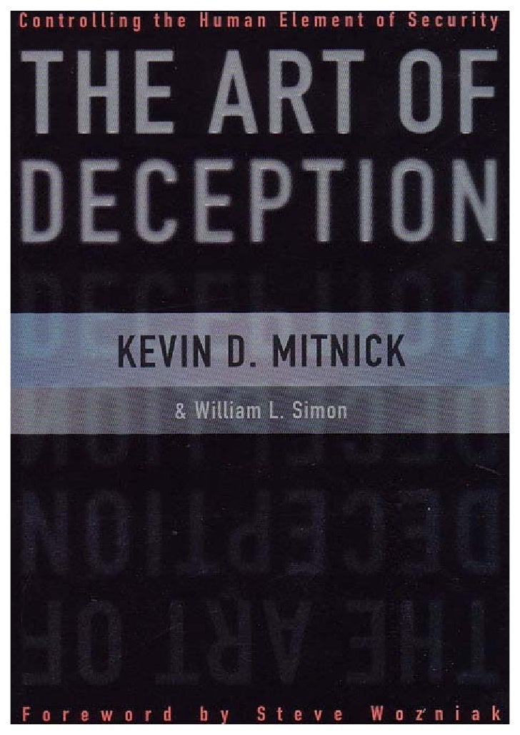 Kevin Mitnick - The Art of Deception