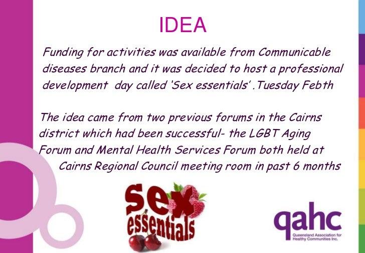 Sex Health Forums
