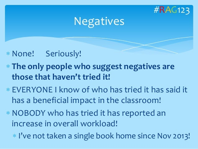  None! Seriously!  The only people who suggest negatives are those that haven't tried it!  EVERYONE I know of who has t...