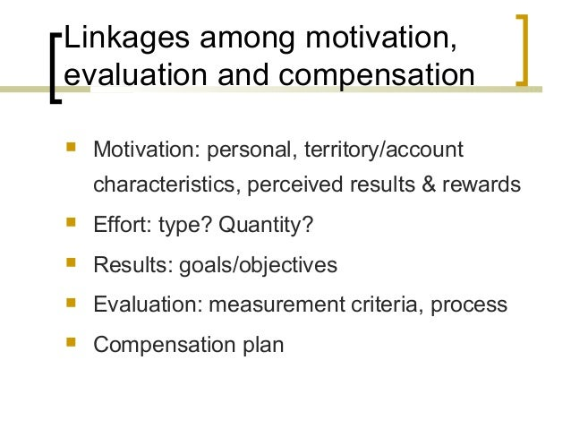 motivation reward system and the role of compensation management essay Understanding employee motivation and good pay are key to higher employee motivation carefully designed reward systems that include job the role of motivation.