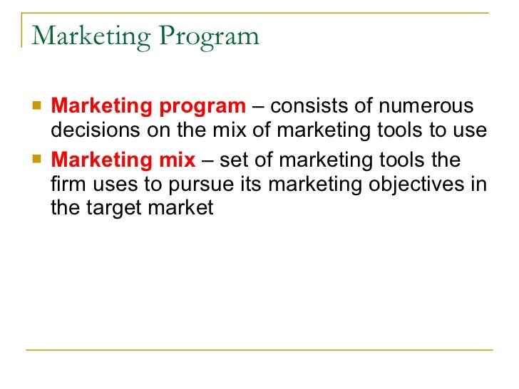 the key concepts of marketing and marketing research Learn how to use the marketing mix (often called the 4ps of marketing) to get  in  this article, we focus on the 4ps model as it is the most well-recognized, and  contains the core elements of a good marketing mix  identify any market  research.