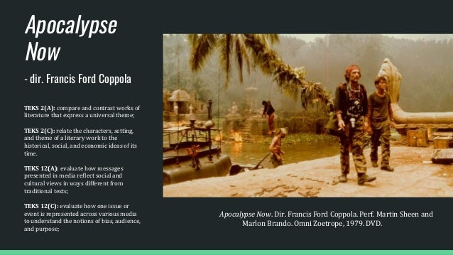 a comparison of western imperialism in heart of darkness and apocalypse now Heart of darkness basics  a comparison of heart of darkness and apocalypse now  he has witnessed the terrible results of imperialism and war, and it has .