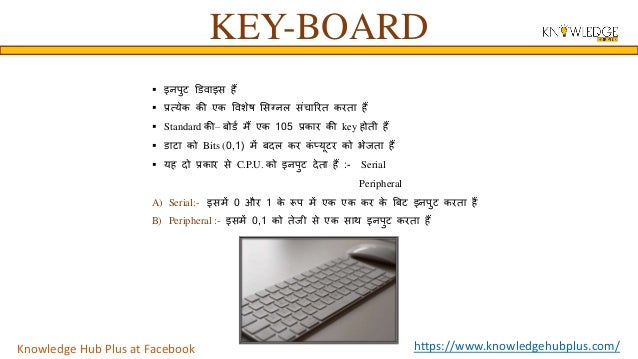 Keyboard Detail In hindi  Types,keys