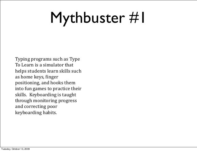 Elementary Keyboarding