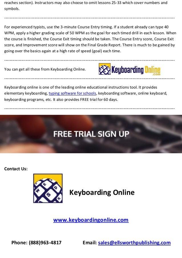 Keyboard Mastery Best Keyboarding Software Online