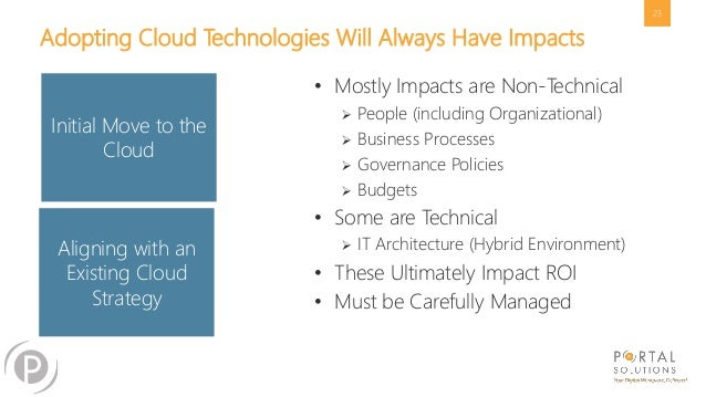 impacts of cloud technologies cloud A curated report by the economist intelligence unit 2 the impact of cloud cloud computing has already made huge waves in the technology industry consumer cloud.