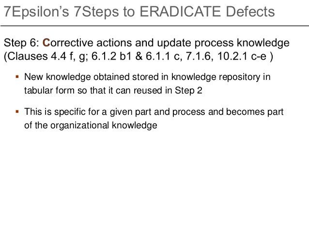  New knowledge obtained stored in knowledge repository in tabular form so that it can reused in Step 2  This is specific...