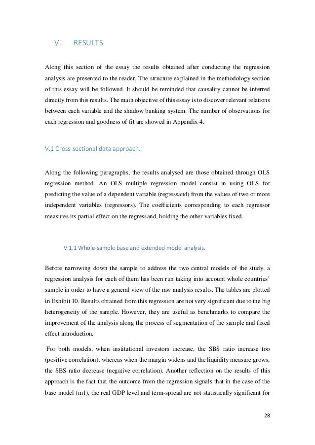 Essay on banking system