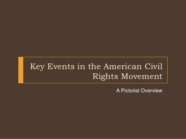an introduction of the american civil rights movement Definition of civil rights movement in the legal dictionary - by free online  english dictionary  the civil rights movement was a struggle by african  americans in the  the purpose of this article is to introduce a variety of  resources to support.