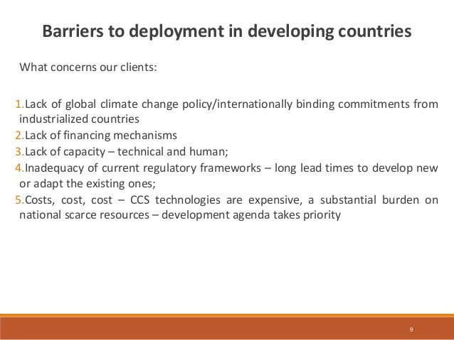 Six Barriers to Education in Developing Countries