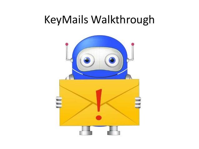 KeyMails Walkthrough