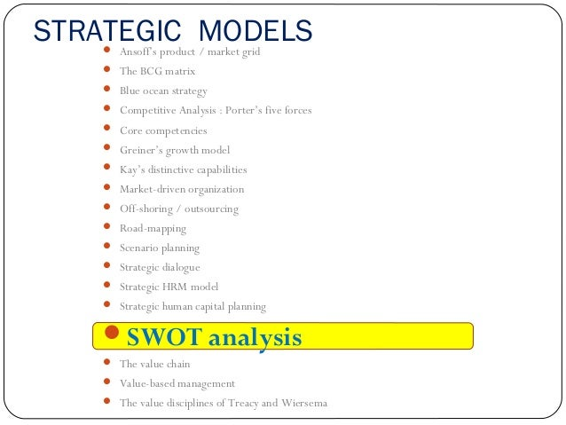 Tactical Model The 7-S framework  Activity-based costing Beer and Nohria – E and O theories  Benchmarking  Business p...
