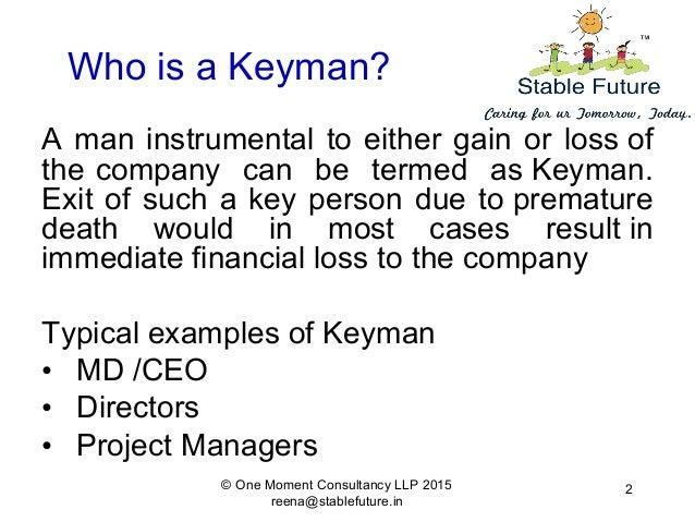 Keyman Insurance