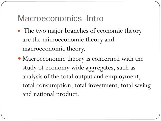 classical theory of output and employment 41 historical backgound of keynes theory of income & employment  which contradicts and confronts the classical theory  volume of output and employment as a.