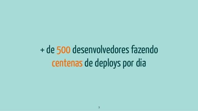 Containers na Globo.com - Passado, Presente e Futuro Slide 3