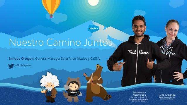 Salesforce Essentials CDMX - Nuestro Camino juntos Slide 3