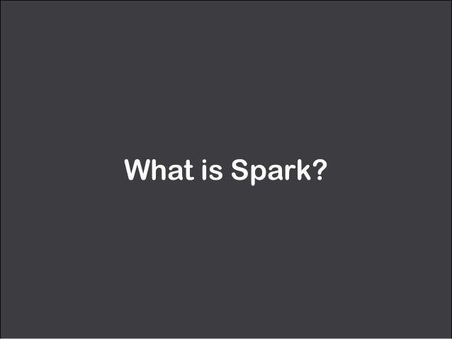 Big Data Everywhere Chicago: Apache Spark Plus Many Other Frameworks -- How Spark Fits Into the Big Data Landscape (Databricks) Slide 2