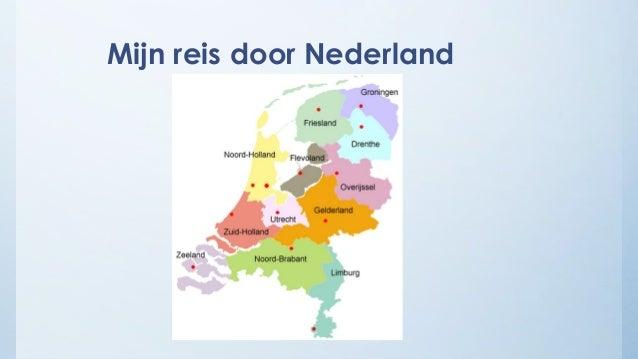 Mijn reis door Nederland
