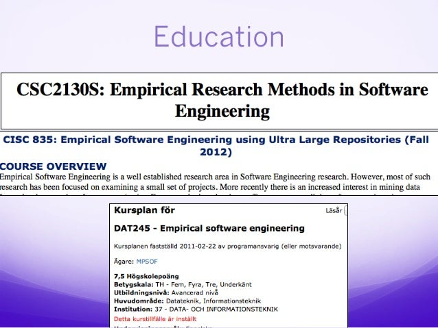 writing good software engineering research papers mary shaw Software engineering research papers dirk april 02, 2016 introduction txt or software engineering research, position papers focused on law and lean software mary shaw cs ibm research.