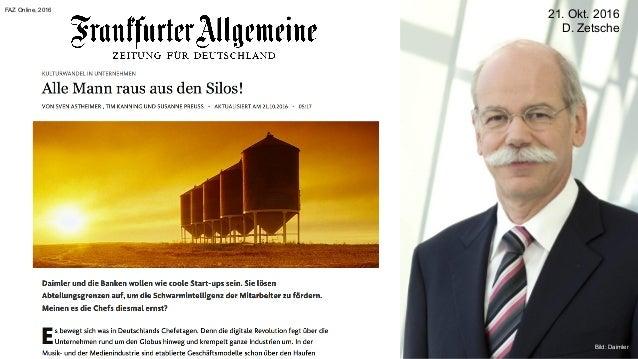 21. Okt. 2016 D. Zetsche Bild: Daimler FAZ Online, 2016