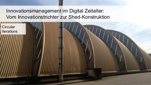 49 Prof. Dr. Andrea Back & Vanessa Guggisberg, IWI-HSG, 2017 Innovationsmanagement im Digital Zeitalter: Vom Innovationstr...