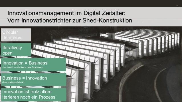 50 Prof. Dr. Andrea Back & Vanessa Guggisberg, IWI-HSG, 2017 Innovationsmanagement im Digital Zeitalter: Vom Innovationstr...