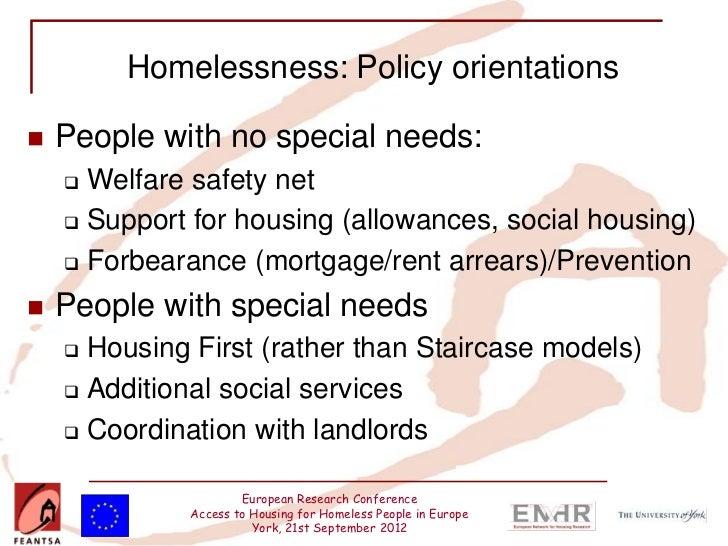 relationship breakdown and homelessness prevention