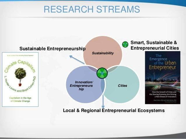 Keynote Boyd Cohen - Urban Entrepreneurship and Smart City 3.0 - Mindtrek 2016 Slide 2