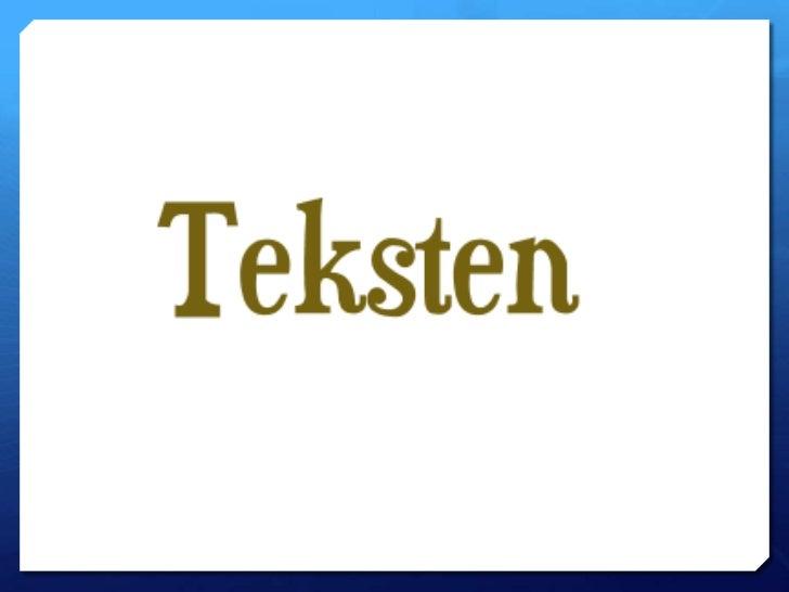 Keynote Conferentie Het Schoolvak Nederlands nov 2011