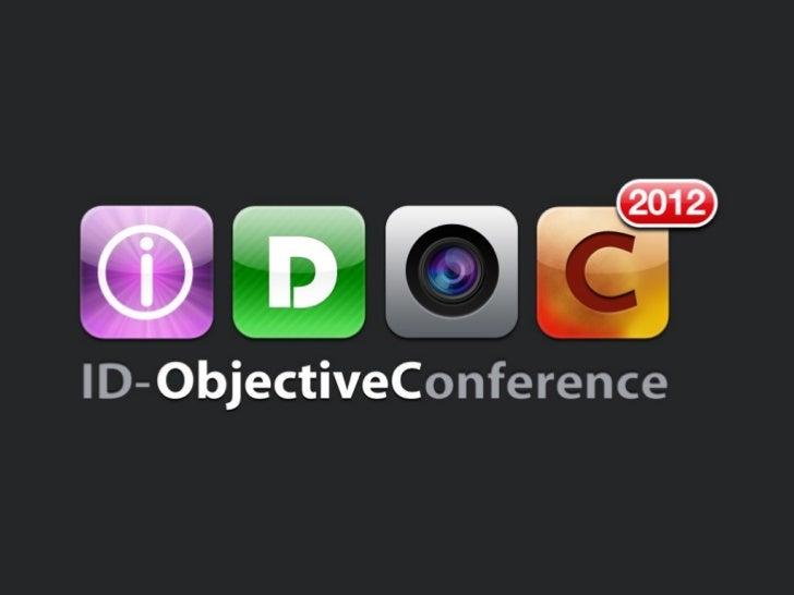 Please tweet using hashtag        #IDOC2012