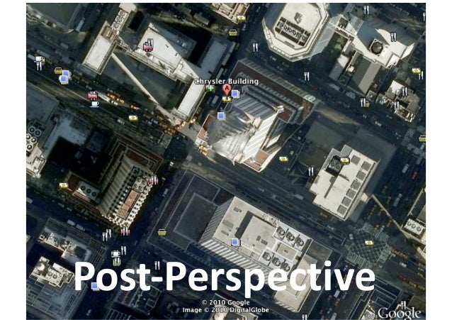 Post‐Perspective