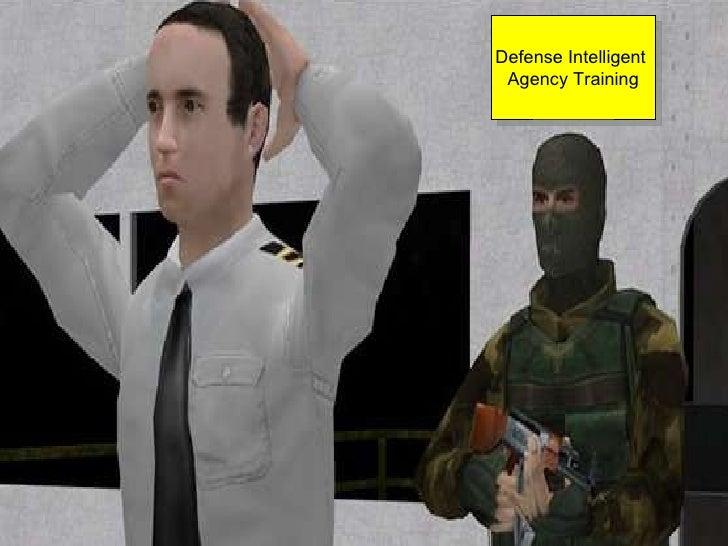 Defense Intelligent  Agency Training