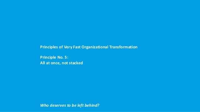 Solving the agile transformation riddle - Keynote by Niels Pflaeging at Agile Munich 2019 (Munich/DE)
