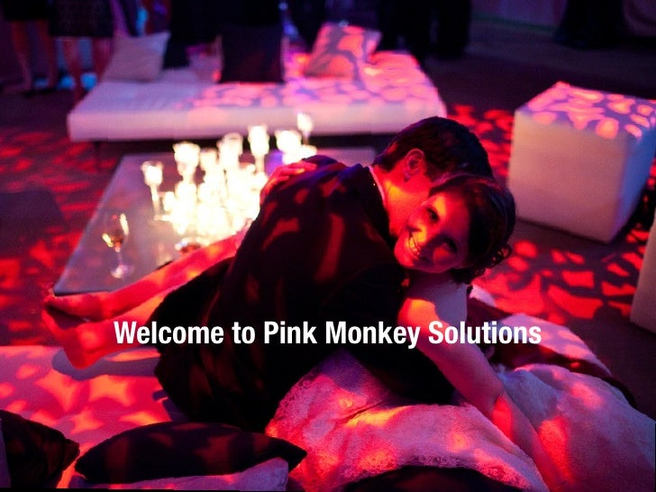 Welcome to Pink Monkey Solutions