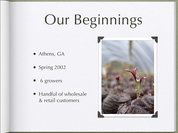 LocallyGrown.net Presentation Slide 3