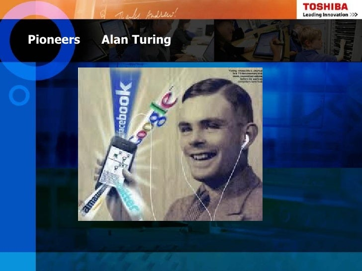 Pioneers   Alan Turing