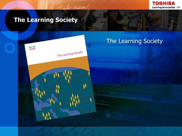 The Learning Society                       The Learning Society