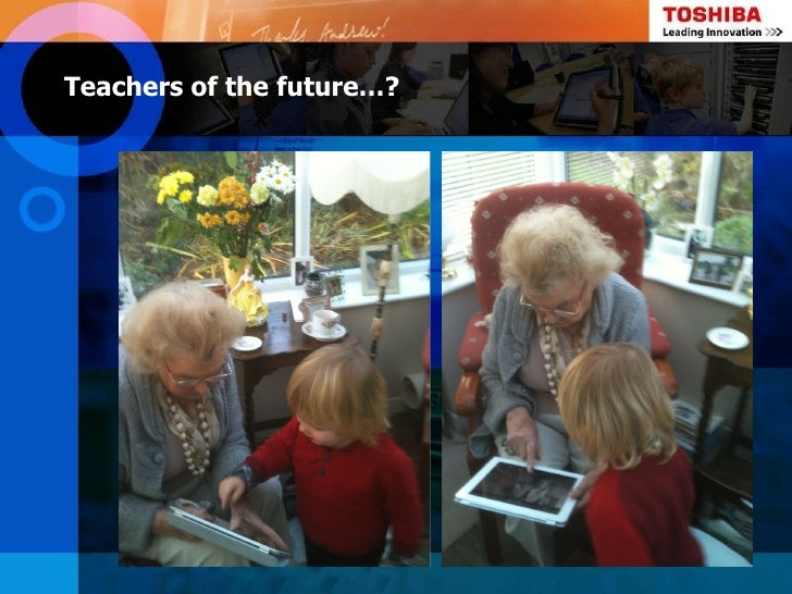 Teachers of the future…?