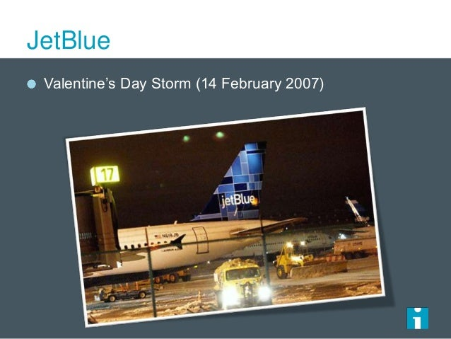 JetBlue's Valentine's Day Crisis