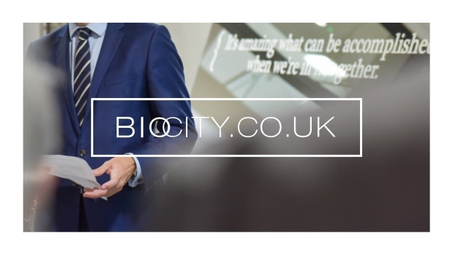 """Toby Reid, Managing Director – BioCity Group: """"How entrepreneurs can accelerate their projects: lessons learned, insights,..."""