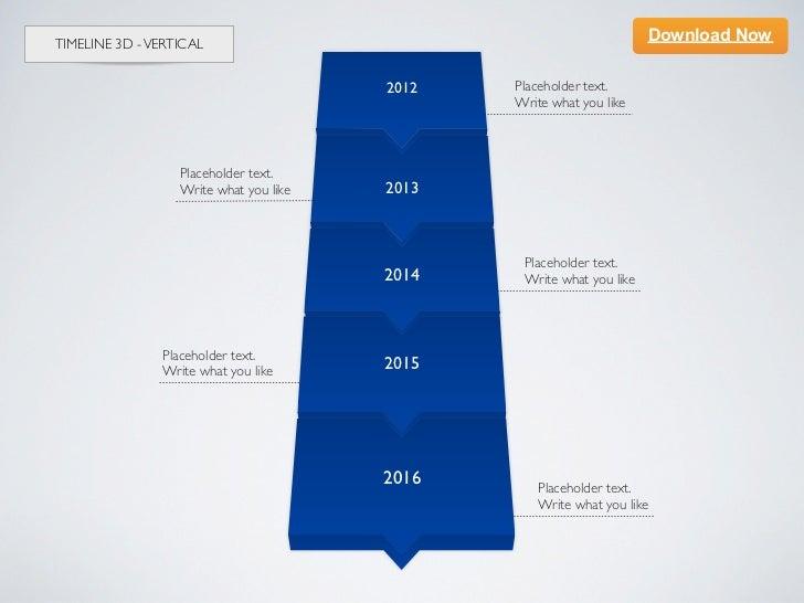 keynote template timeline 3d vertical. Black Bedroom Furniture Sets. Home Design Ideas