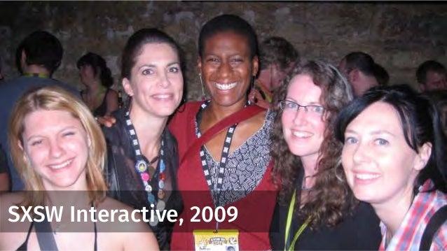SXSW Interactive, 2009