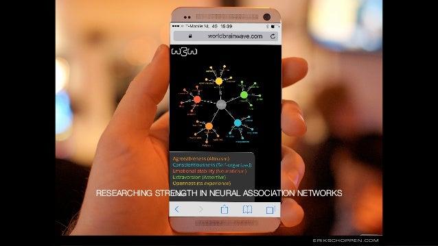 ERIKSCHOPPEN.COM www.worldbrainwave.com EN / NL RESEARCHING STRENGTH IN NEURAL ASSOCIATION NETWORKSRESEARCHING STRENGTH IN...