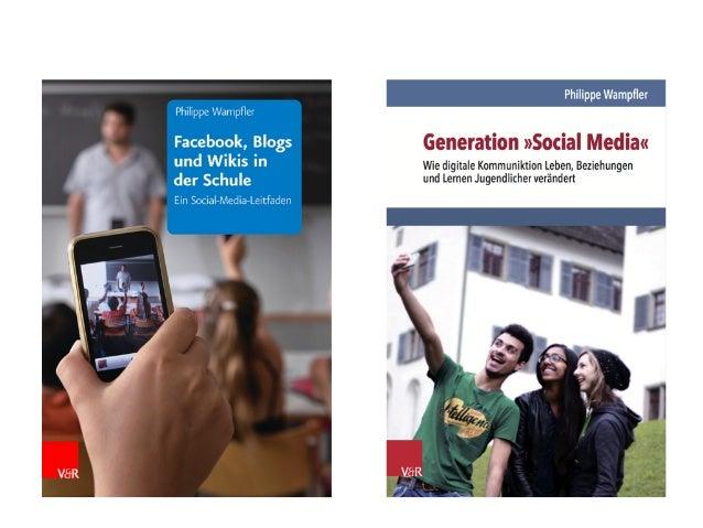 »Mut zu Neuen Medien am Gymnasium«- Keynote Kantonsschule Wattwil, November 2014 Slide 2